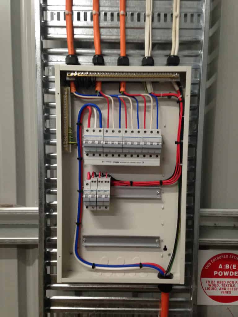 Commercial Pool Pump and Filter Wiring